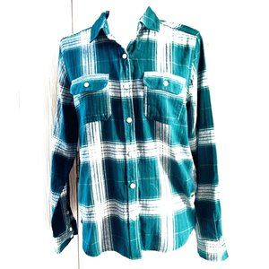 (L60) 🆕 NWT Universal Thread Flannel Shirt